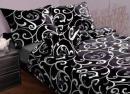 luxusní saténové bavlněné povlečení SLEEP